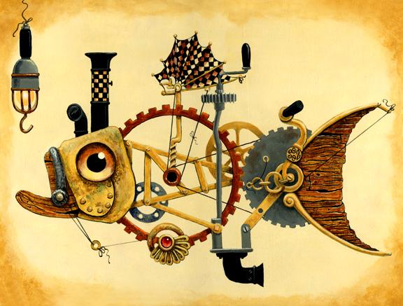 Mechanical artists